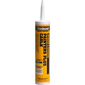 10.1 oz white painters plus caulk 8301