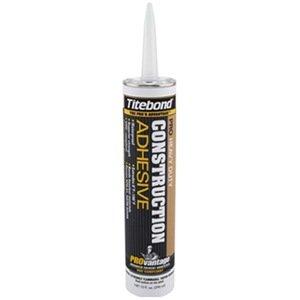 10.5 oz titebond heavy duty construction adhesive 5251 12 or more $3.60