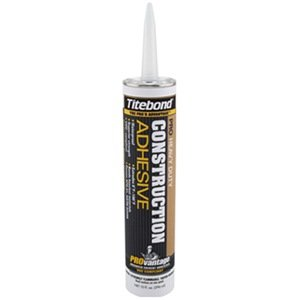 10.5 oz titebond heavy duty construction adhesive 5251 12 or more $3.10