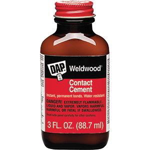 3 oz weldwood contact cement