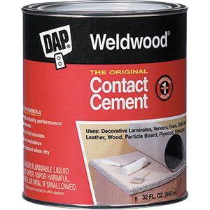 quart Weldwood contact cement