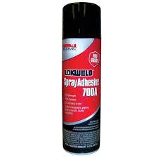14.2 oz Wilsonart 700a spray contact adhesive