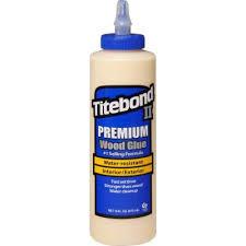 16 oz titebond II wood glue 5004