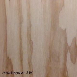 3/4 4 x 8 BC Plywood