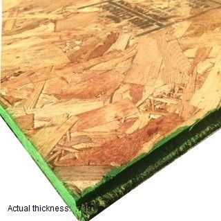 3/4 4 x 8 tongue and groove osb