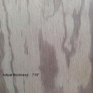 3/4 4 x 8 bc pressure treated (wolmanized) plywood