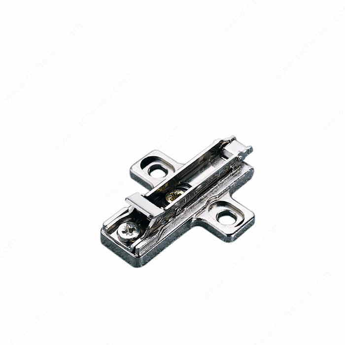 0mm box plate salice hinges
