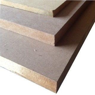 3/4 49 x 97 Medium Density Fiberwood