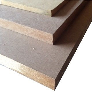 3/4 49 x 97 Moisture Resistant Medium Density Fiberwood