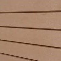 3/4  4 x 8 Slatwall Paint Grade