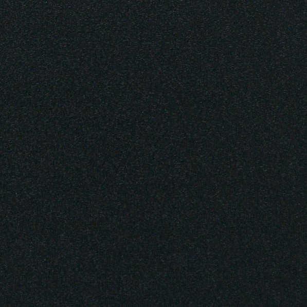 1/4 49 X 97 G1S  Black Melamine