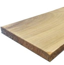 Poplar Sanded Two Sides (S2S) Straight Line Ripped (SLR1) per Board Ft.