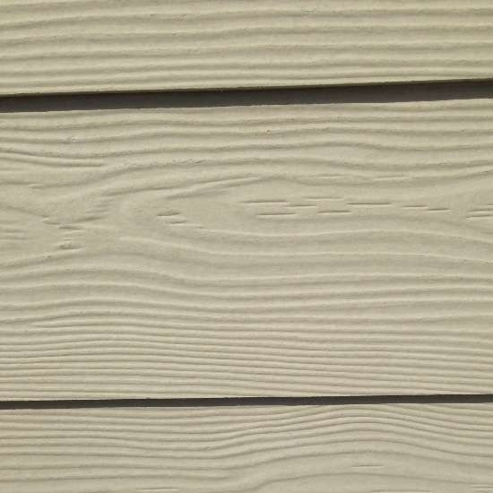 5/16 in x  7 1/4 in x 12ft Cementitious Lap Siding B-Grade (no mfg. warranty)