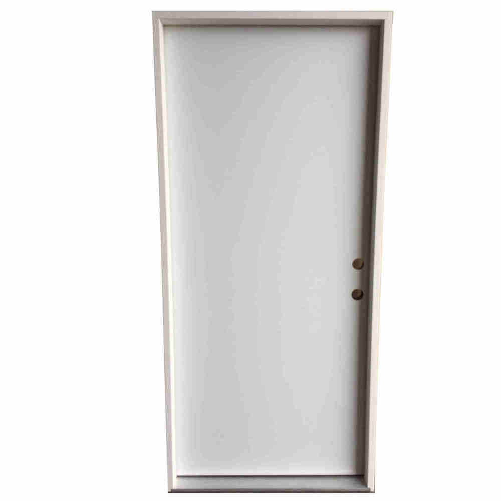 3-0 X 6-8 FLUSH Fiberglass S&D LH DOOR