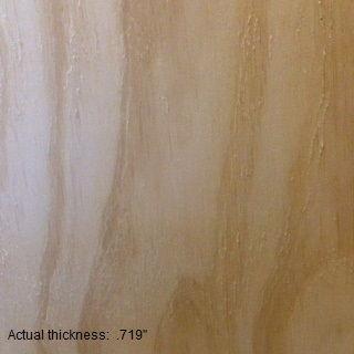 "3/4 2 3/8"" x 79"" AC Radiata Pine Plywoo"