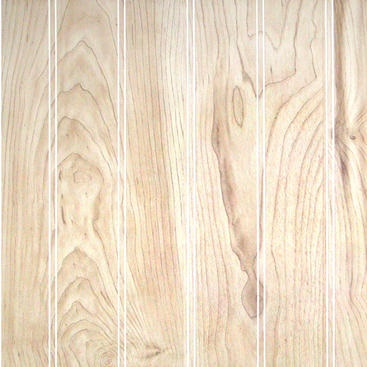 1/8 4 x 8 hardboard Frosted Maple B-Grade paneling (114)