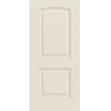 2-8 X 6-8 2 PANEL STEEL S&D RH DOOR