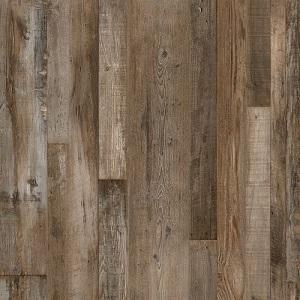 4.5mm Prairie Vinyl Plank Flooring w/pad 28.84 sq ft $1.75 per sq ft