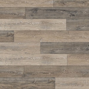 4.5mm Smoky Mountain Oak Vinyl Plank Flooring w/pad 28.84 sq ft $1.99 per sq ft