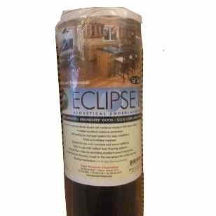 100 Sq Ft Eclipse foam pad with moisture barrier