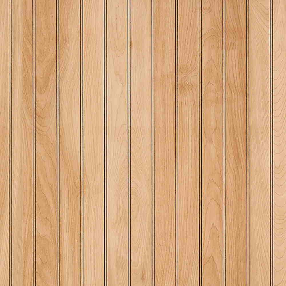 1/8 4 x 8 hardboard 2 in. Prefinished Beaded Birch paneling (11125)
