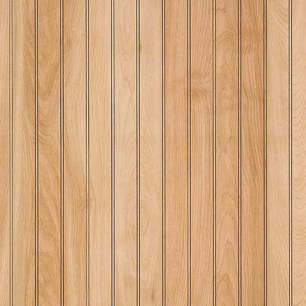 1/8 4 x 8 hardboard 2 in. Beaded Birch paneling (11125)