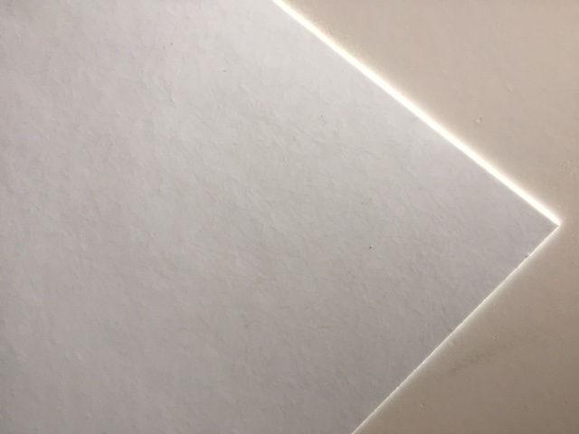 3/32  4 x 8 White Smooth FRP