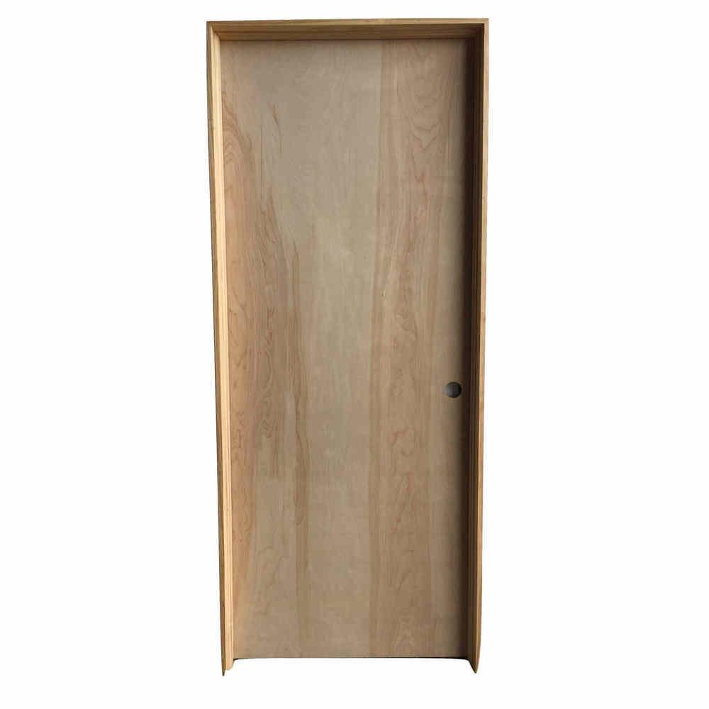 1 3/8 2-0 X 6-8 HC BIRCH 4 9/16 JAMB LH DOOR