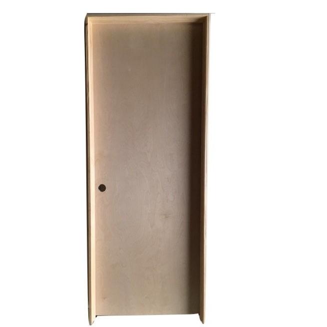 1 3/8 2-0 X 6-8 HC BIRCH 4 9/16 JAMB RH DOOR