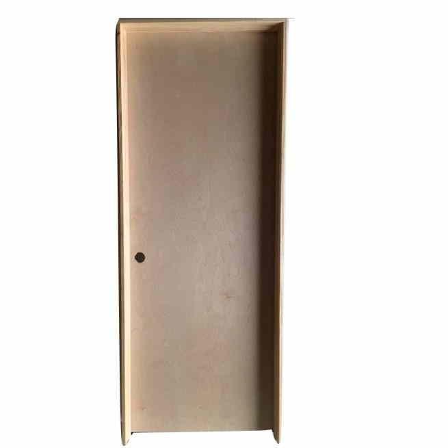 1 3/8 2-6 X 6-8 HC BIRCH 4 9/16 JAMB RH DOOR