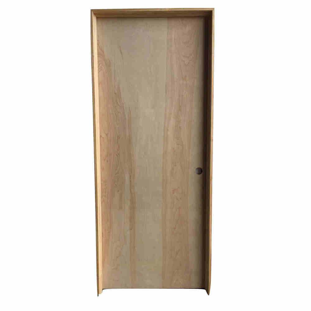 1 3/8 3-0 X 6-8 HC BIRCH 4 9/16 JAMB LH DOOR