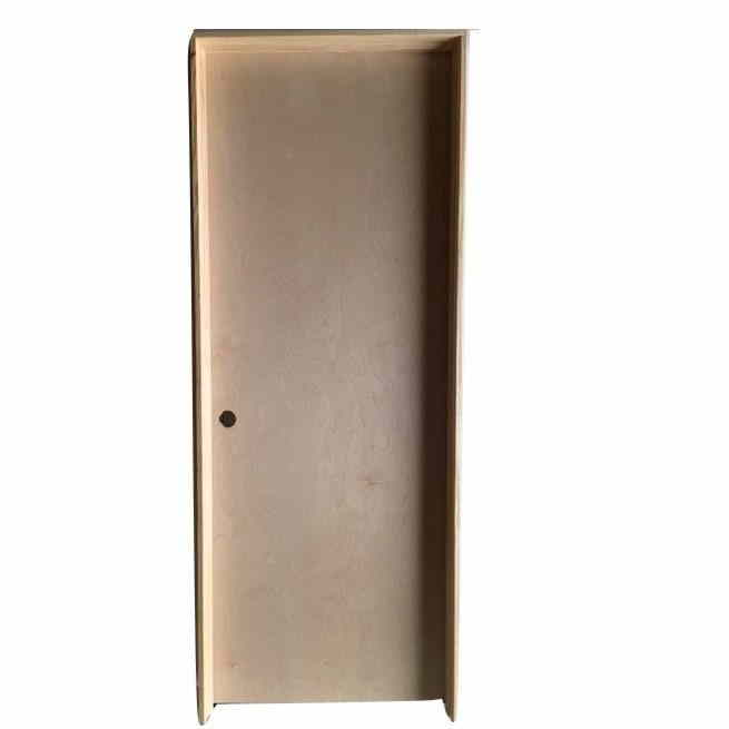 1 3/8 3-0 X 6-8 HC BIRCH 4 9/16 JAMB RH DOOR