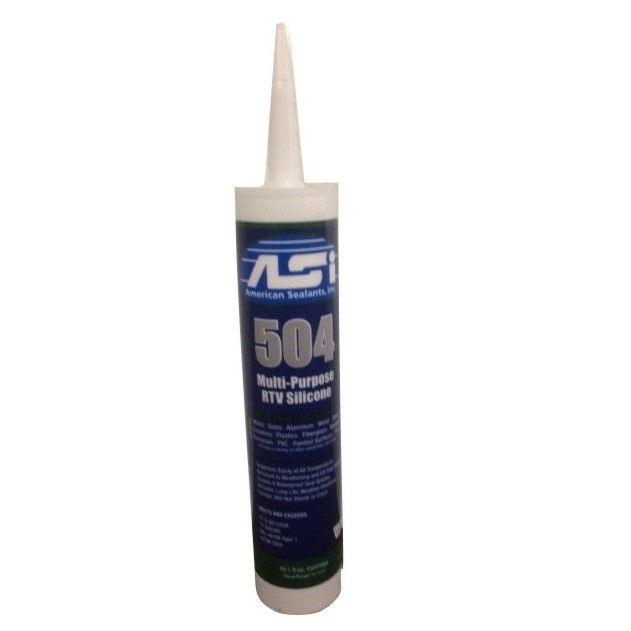 10.1 oz silicone clear