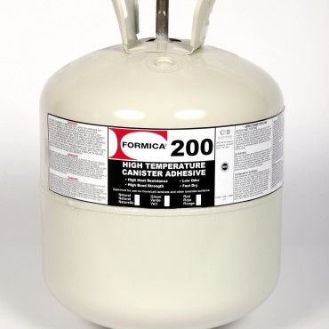 38# Canister F200G contact cement Green High Temperature Flammable