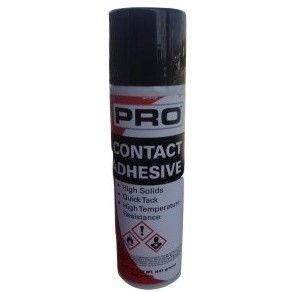 15.75 oz Pro spray contact High Temperature adhesive