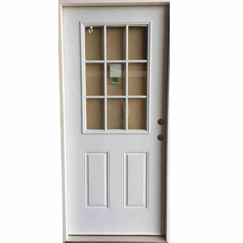 2 6 X 6 8 9 LITE STEEL Su0026D RH DOOR